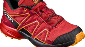 Salomon Speedcross JR, fiery red
