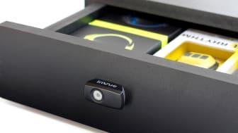 Varularm från Gate Security - InVue, Smart Lock - Drawer Lock