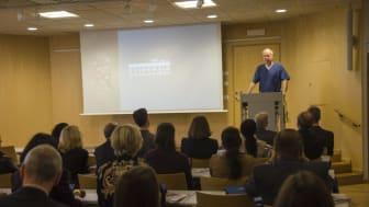 Chefveterinär Lennart Sjöström