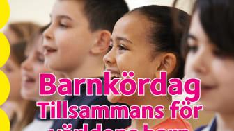 Barnkördag med Perla Bjurenstedt 26 maj