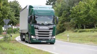 "Scania vinder ""Green Truck 2020"""