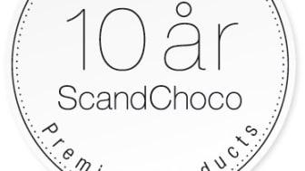 ScandChoco fyller 10 år - det firar vi på Formex!