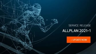 Allplan 2021-1 with new functions for provision of voids, reinforcement, bridges and the collaboration and data management platform Bimplus