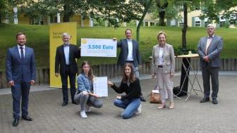 Wie in diesem Jahr an der Realschule Taufkirchen/Vils prämiert das Bayernwerk auch 2021 wieder spannende Energieprojekte aus Oberbayern.