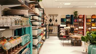 Indiska öppnar ny shop-in-shop butik på Åhléns på Fridhemsplan