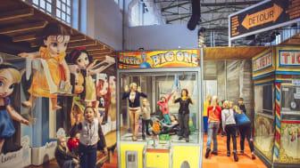 Magic City in der Kleinen Olympiahalle München.
