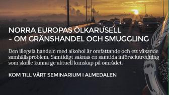 Norra Europas ölkarusell – om gränshandel och smuggling