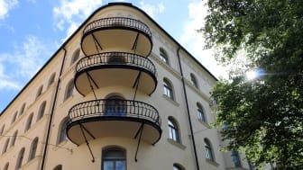 Energismart och hållbart med välisolerade fasader