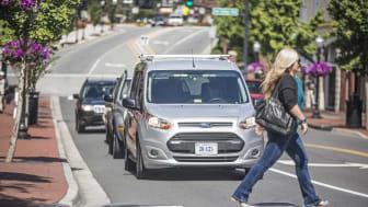 Ford i samarbejde med Virginia Tech