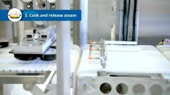 Produktion med Micvac-systemet