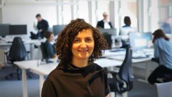 Maral Babapour Chafi, Forskare på Institutet för stressmedicin på Region Västra Götaland och på avdelningen för Design & Human Factors på Chalmers.
