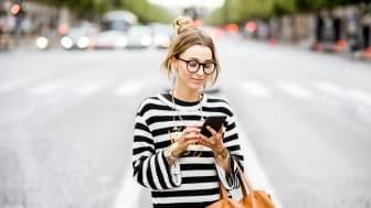 Komplett Mobil inkluderer SMS og MMS fra Norge til hele verden i alle abonnement.