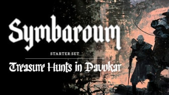 ​Symbaroum Starter Set - Treasure Hunts in Davokar Announced