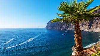 Kanarieöarna blev destinationen för Nicole