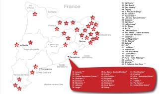 Kataloniens Michelinstjärnor