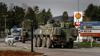 Foto: Jesper Moldvik/Försvarsmakten