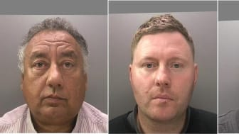 Proof in the pudding convicts cigarette smugglers