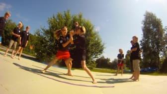 Gratis kampsportsträning för ungdomar i sommar!