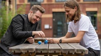 Projekt BUDDI gewinnt den James Dyson Award 2019 auf nationaler Ebene.