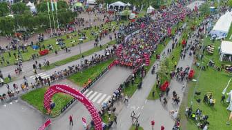 Göteborgsvarvet i TV4:s kanaler
