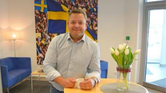 Från april 2020 är Richard Thomsen VD på Hörmann Svenska AB