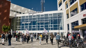 Fullspäckad höst på Åby Arena