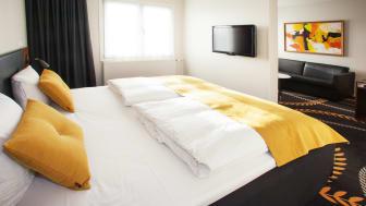 Traditionsrigt hotel opgraderes til Best Western Plus