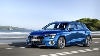 Audi A3 Sportback vinder Det Gyldne Rat i kompaktklassen