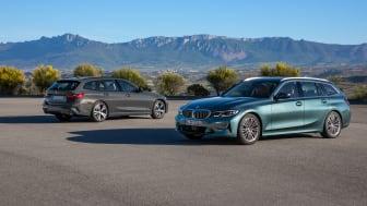 Den nye BMW 3-serie Touring