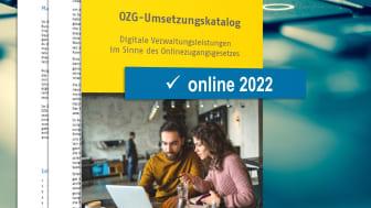 Symbolbild: OZG - Onlinezugangsgesetz - Umsetzungskatalog bis 2022