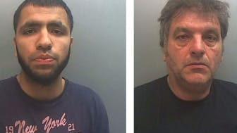 Op Fuzzy Meahrabi and Peele jailed for tax fraud