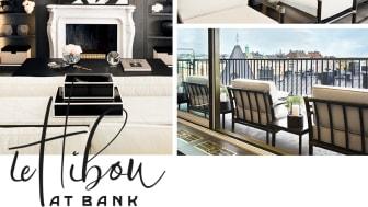 LE HIBOU – BANK HOTELS NYA COCKTAILBAR MED UTSIKT ÖVER STOCKHOLMS TAKÅSAR