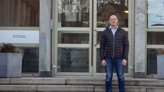 Ulrich Sahlberg leder Norconsults etablering i Gävle