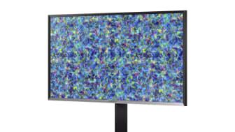 Samsungin uusin UHD-näyttö tarjoaa kalibroidun värintoiston