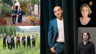 Collage Kulturpreis Bayern Kunstpreisträger 2019