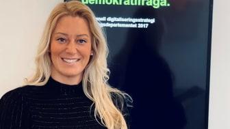 Kristina Walldén Hillström, forskare och lärare inom didaktik på Högskolan i Gävle. Foto: Högskolan i Gävle.