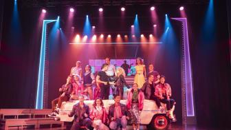 Musikalen Grease på Helsingborg Arena 3 april 2020. Fotograf: Cesare Righetti