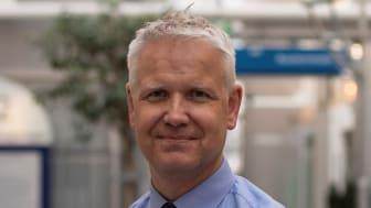 Ståle Nistov, ny daglig leder i Franzefoss Gjenvinning.
