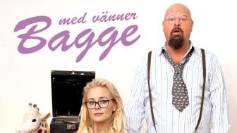 Anders Bagge och Johanna Lind Bagge