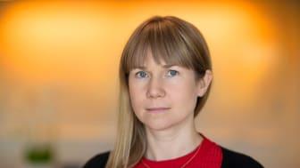 Professor Johanna Rickne. Foto: Wallenbergstiftelserna/Magnus Bergström