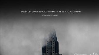 En av de fem konstnärerna i vårens videogudprogram är Gjert Rognli som har skapat videoverket Eallin lea guovttesuorat niehku – Life is a two way dream.