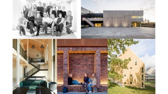 Fem prisnomineringar till Arkitektbolaget