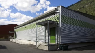 Green Mountain builds a Tier III certified data center in only 5 1/2 months.