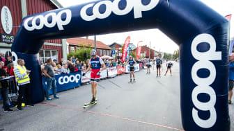 Pål Trøan Aune gikk inn til en knusende seier under årets Coop Trysil Rulleskisprint.