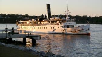 Blidösundsbolaget KRAV-certifierar båtarnas serveringar