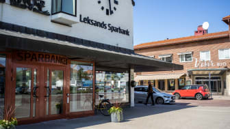 Leksands Sparbanks huvudkontor