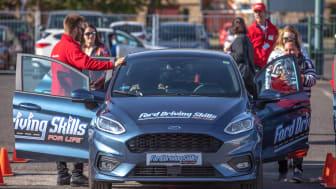 Ford Driving Skills for Life Budapesten