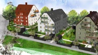 Framtidens boende i Kneippen-kvarteren