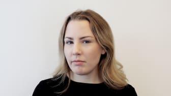 Ordförande Josefine Fälth.