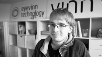 Jakob Tideström, exjobbare på Eyevinn Technology